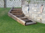 travers-bahce-duzenleme-merdiven