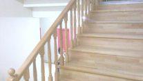 Anaokulu Merdiven ve Küpeşte Yapımı