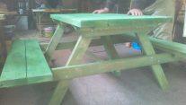 Bahçe – Piknik Masası