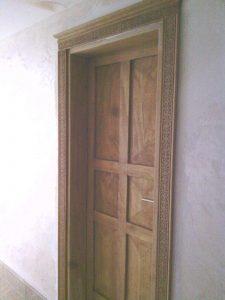 iroko ahşap kapı