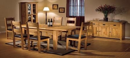 Masif Yemek / Oturma Odası Takımları