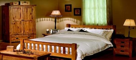 Masif Yatak Odası Takımları