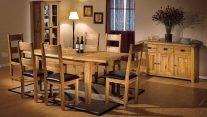 Masif Ahşap Yemek / Oturma Odası Takımları